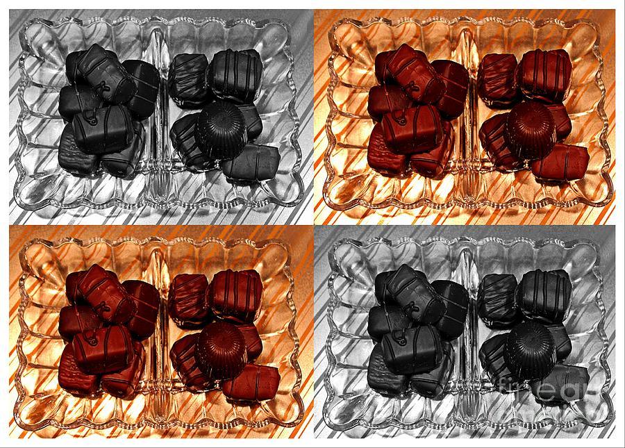 Chocolates Ceramic Art