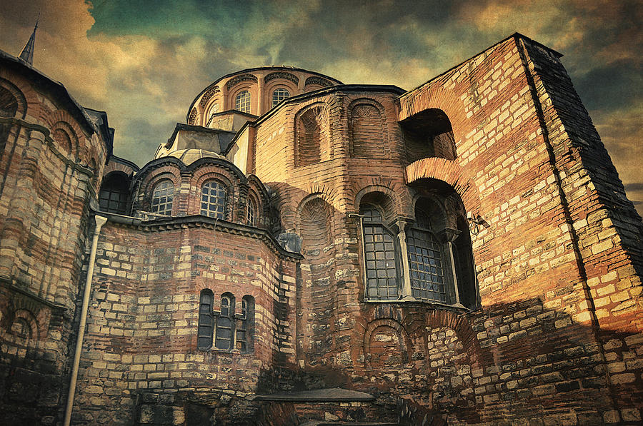 Chora Church Photograph