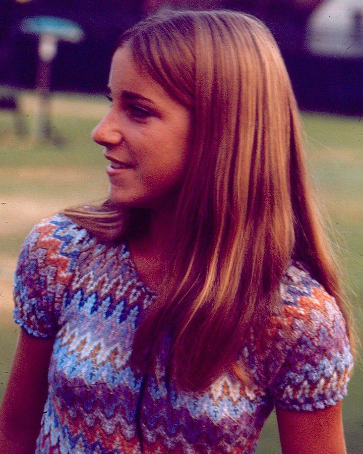 Chris Evert Photograph