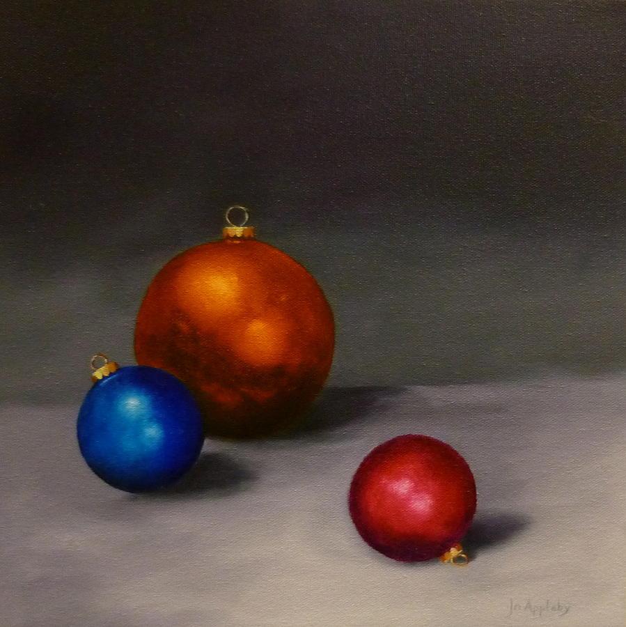 Christmas Glow Painting