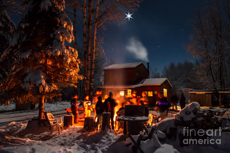Christmas in the woods carver new--year.info 2017