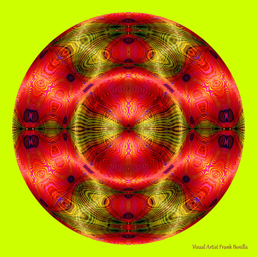 Christmas Ornament 2013 Digital Art