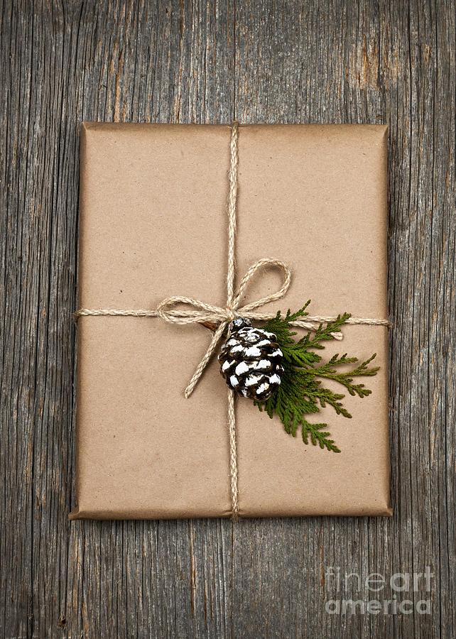Christmas Present  Photograph