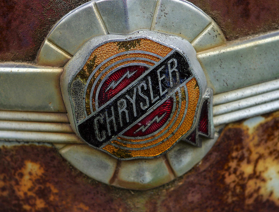 Chrysler Photograph  - Chrysler Fine Art Print