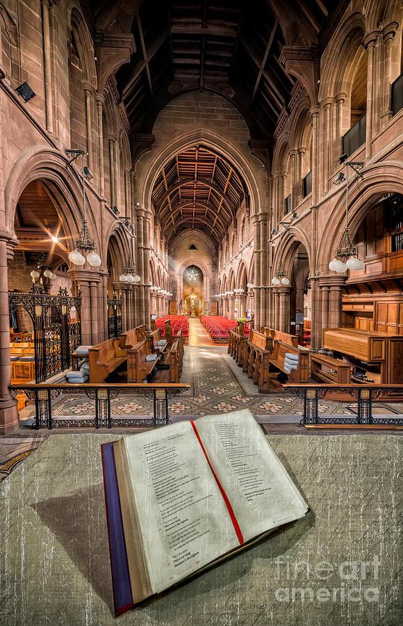 Church Bible Photograph