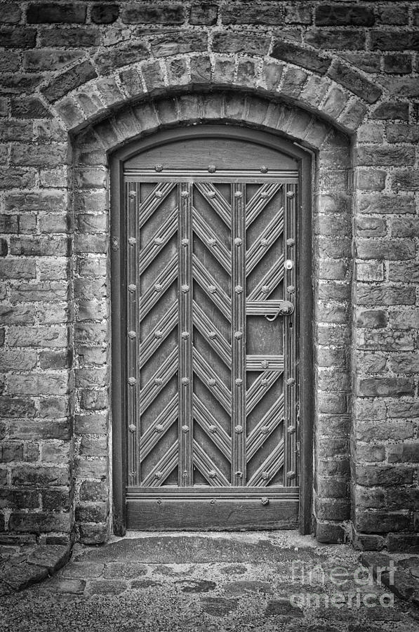 Church Door 02 Photograph