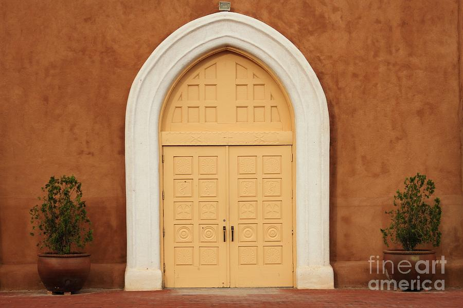 Church Doors Photograph  - Church Doors Fine Art Print