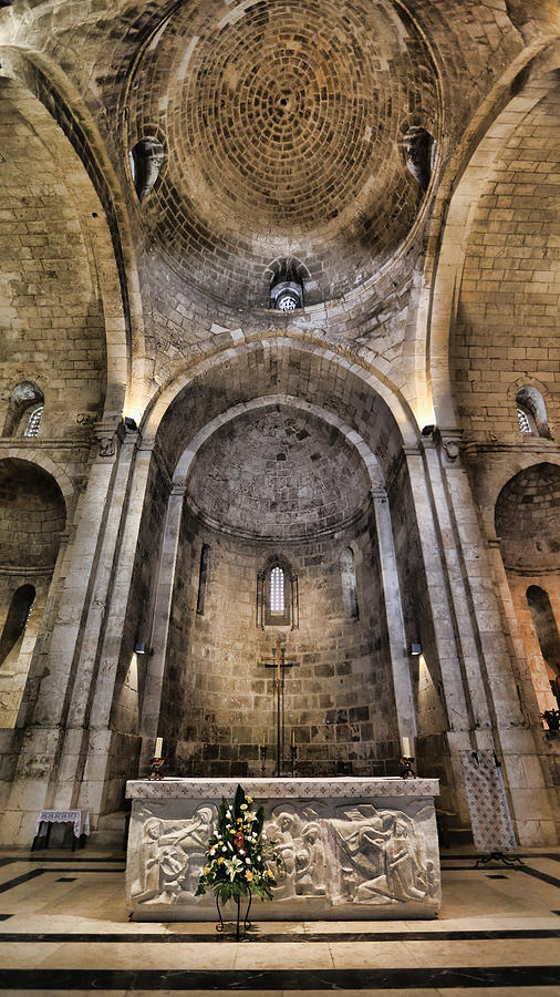 Church Of St. Anne - Jerusalem Photograph