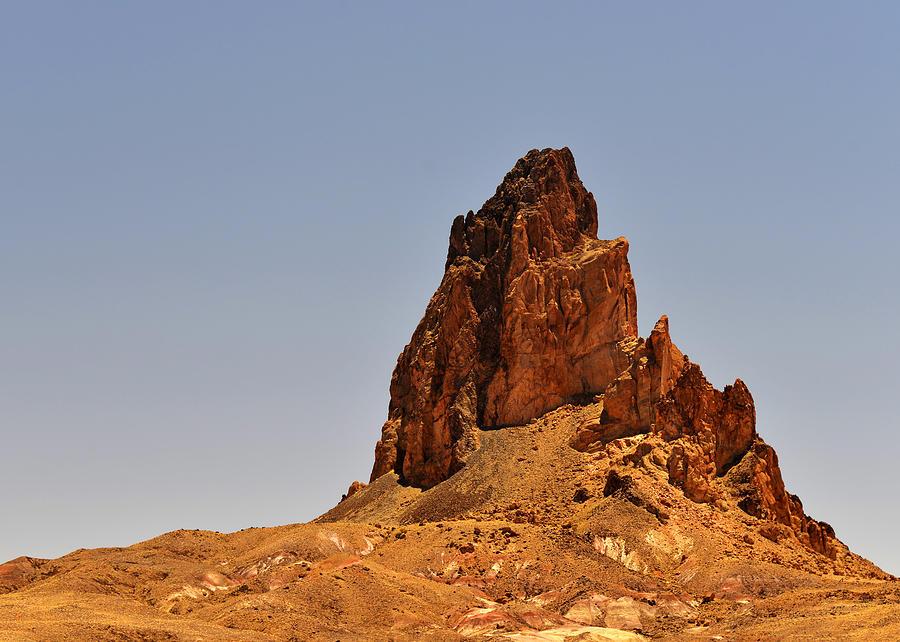 Church Rock Arizona - Stairway To Heaven Photograph