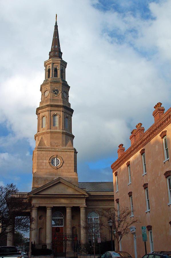 Church Street In Charleston Sc Photograph