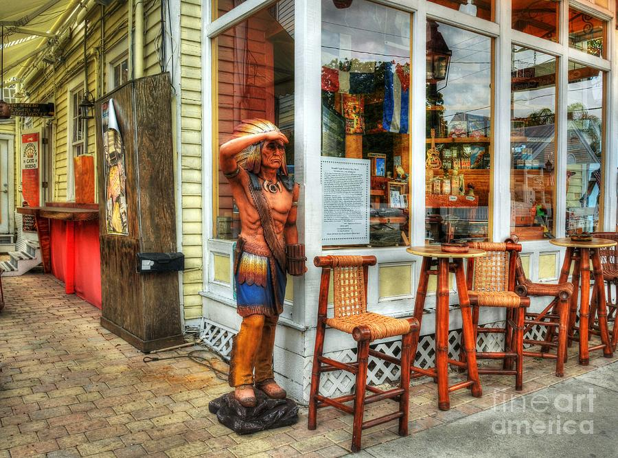 Cigars In Key West Photograph