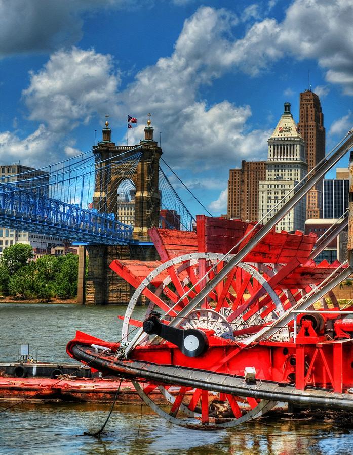 Cincinnati Landmarks 1 Photograph