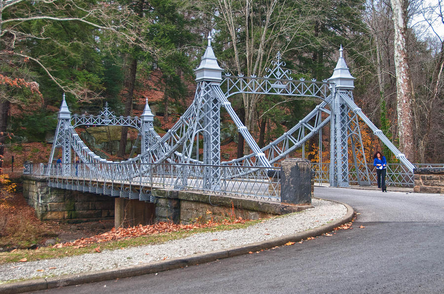 Cinderella Bridge Photograph