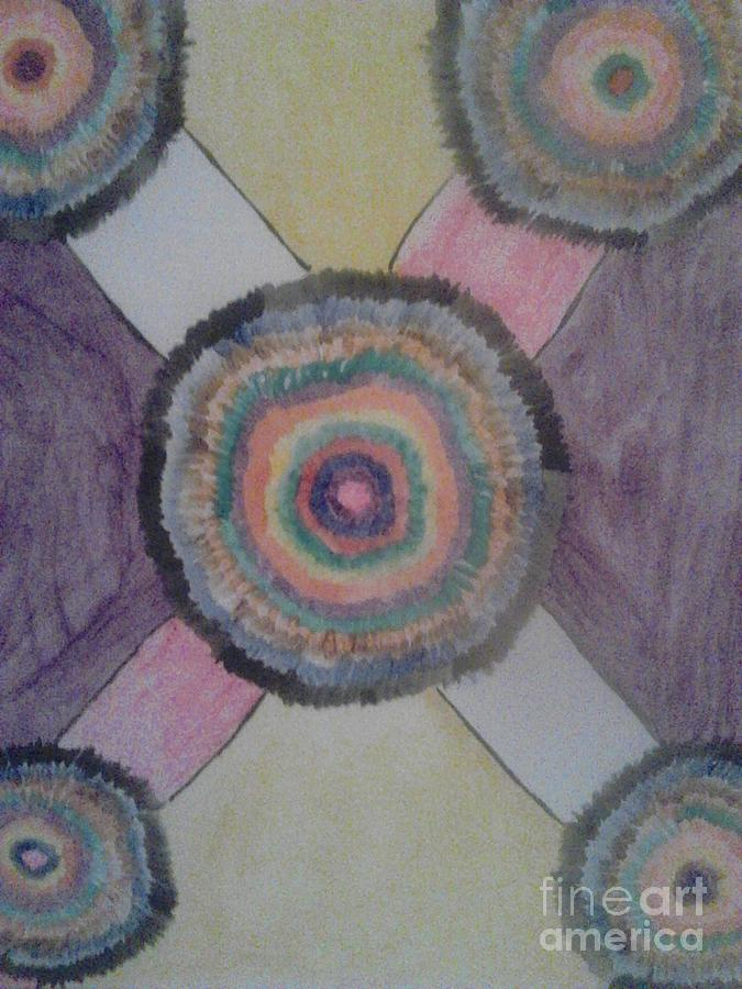 Circle Of Life Painting