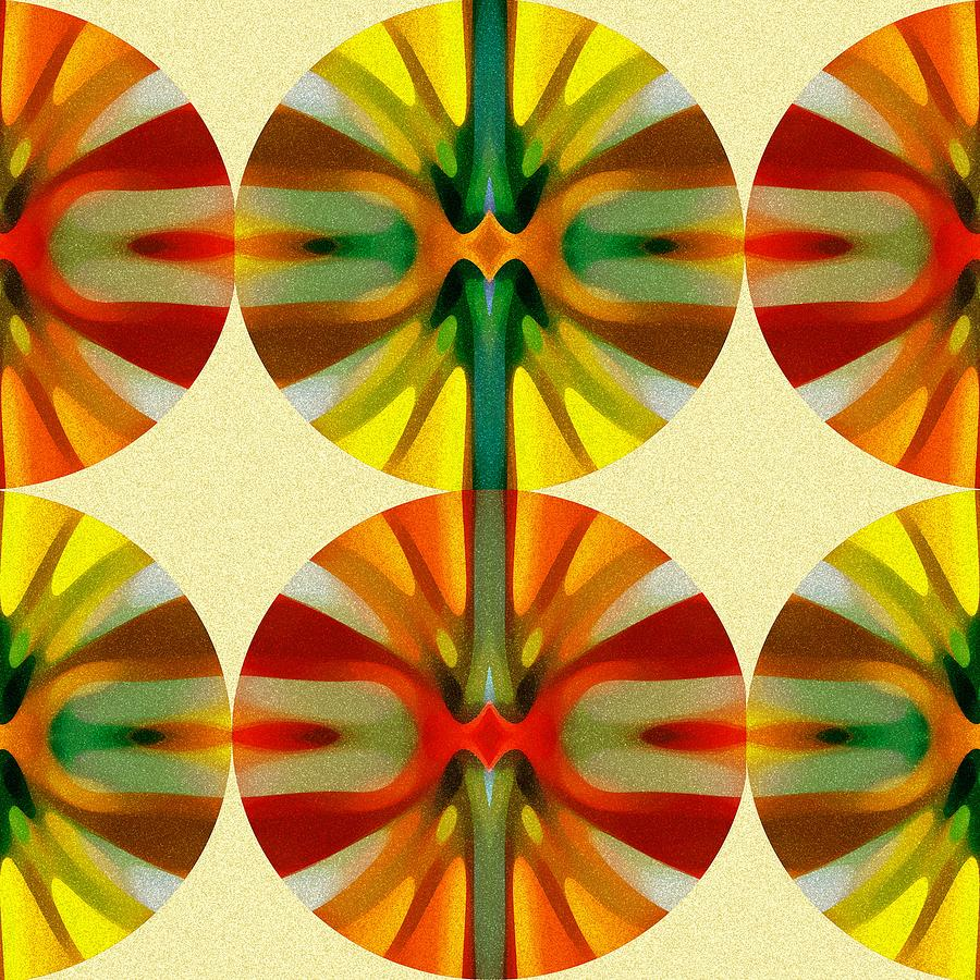 Circle Pattern 1 Digital Art