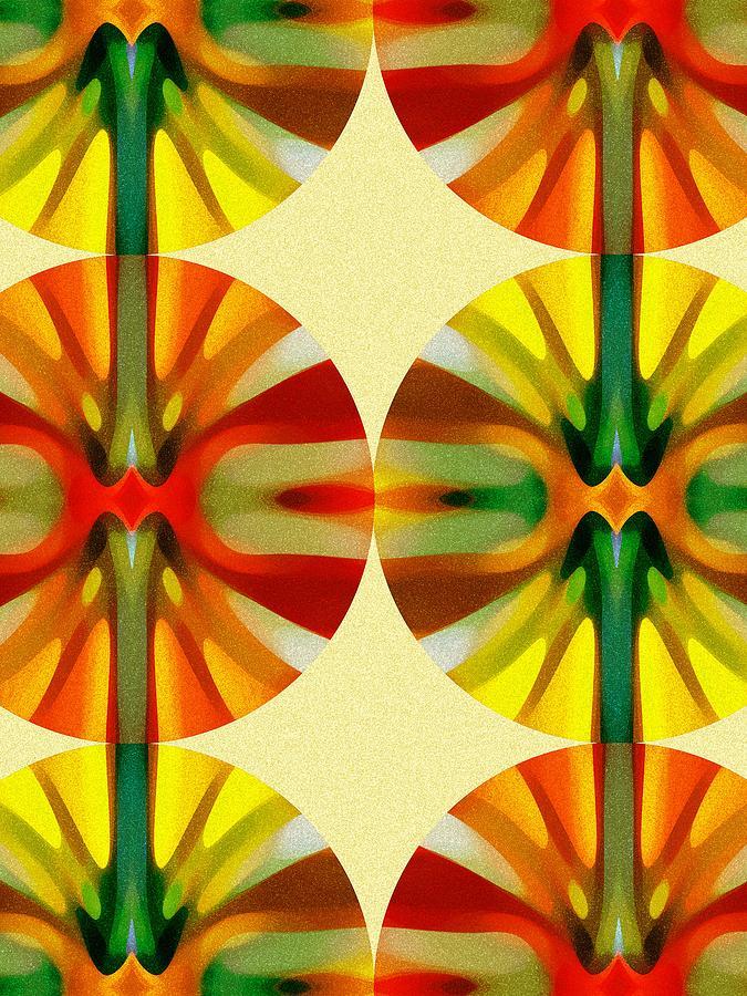 Circle Pattern 3 Painting