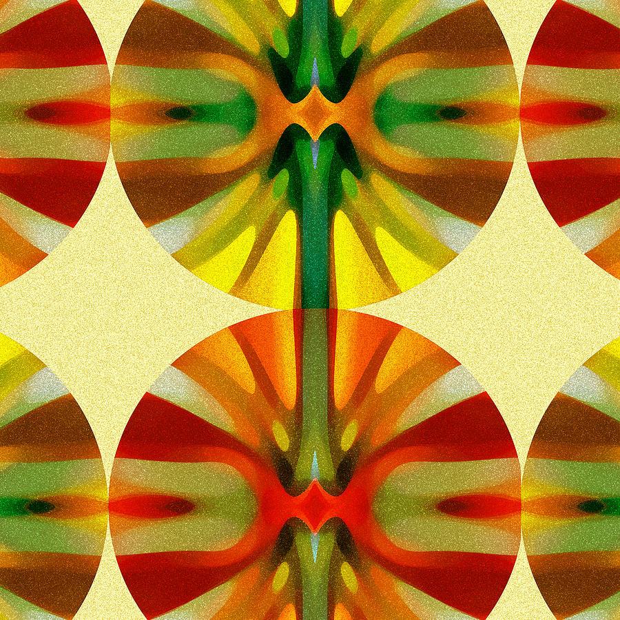 Circle Pattern 4 Painting