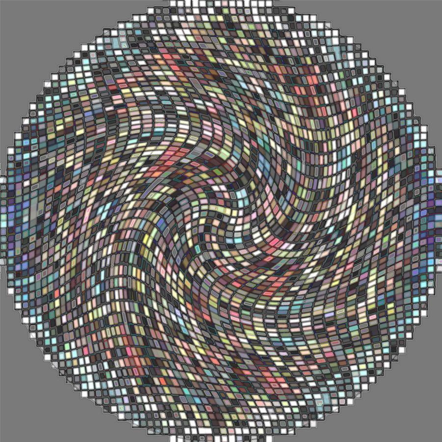 Circle Series 2 Pastel