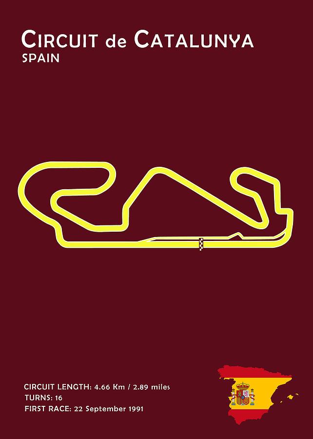 Circuit De Catalunya Photograph