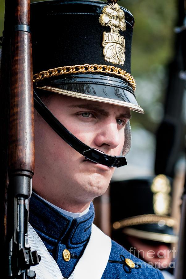 Citadel Cadet Photograph