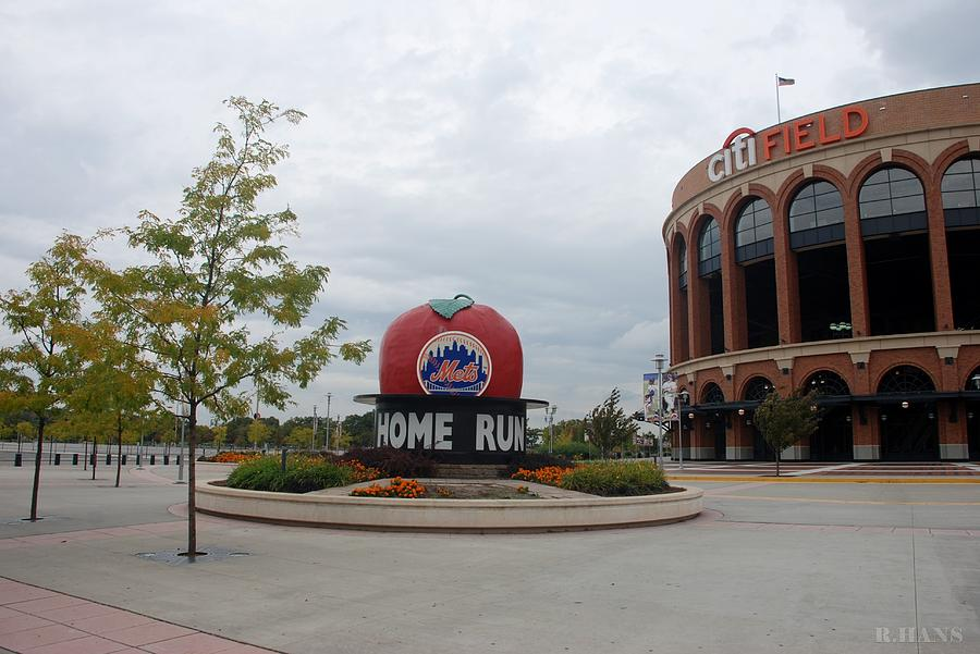Citi Field Photograph  - Citi Field Fine Art Print