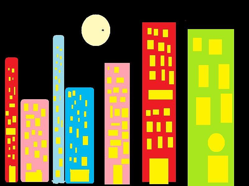 City 23 Painting
