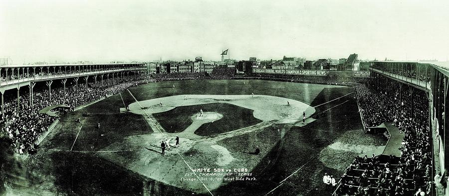 City Championship 1909 Photograph