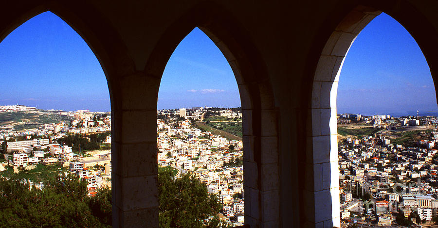 City Of Nazareth Photograph