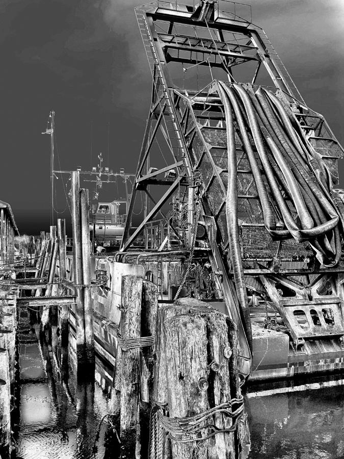 Clamboat    Point Pleasant N J  Photograph  - Clamboat    Point Pleasant N J  Fine Art Print