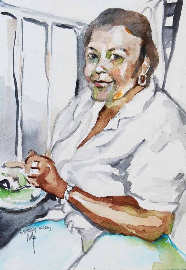 Clara Painting