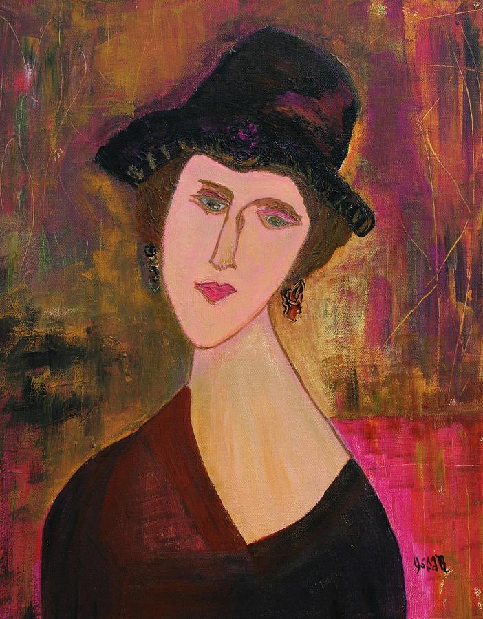 Clarisse  Painting