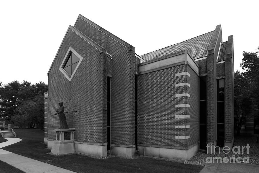 Clarke University Sacred Heart Chapel Photograph