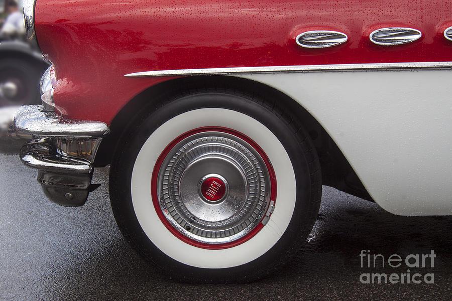 Classic Buick Photograph
