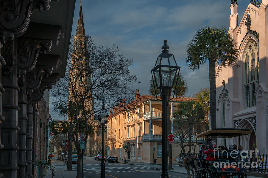 Classic Charleston Sc Photograph