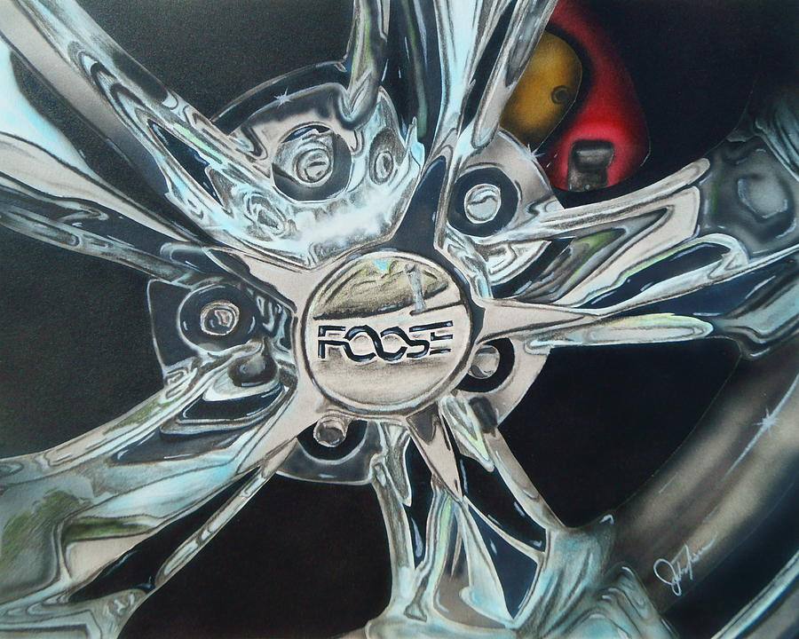 Classic Chrome Mixed Media