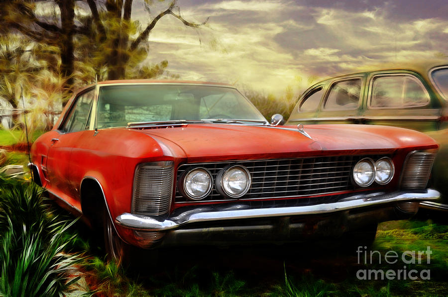 Hdr Photograph - Classic by Liane Wright
