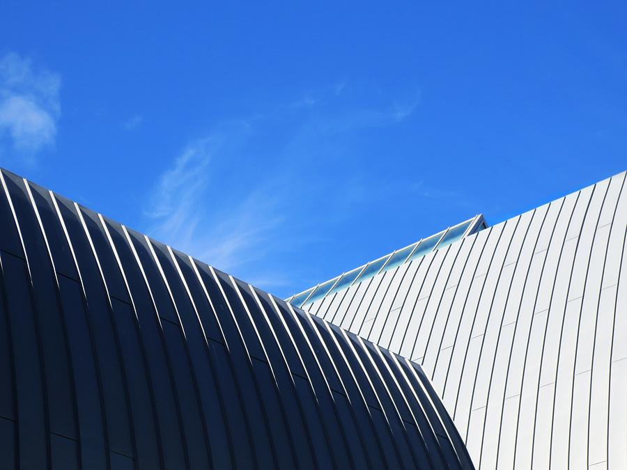 Clean Lines - Architectural Photography By Sharon Cummings  Photograph