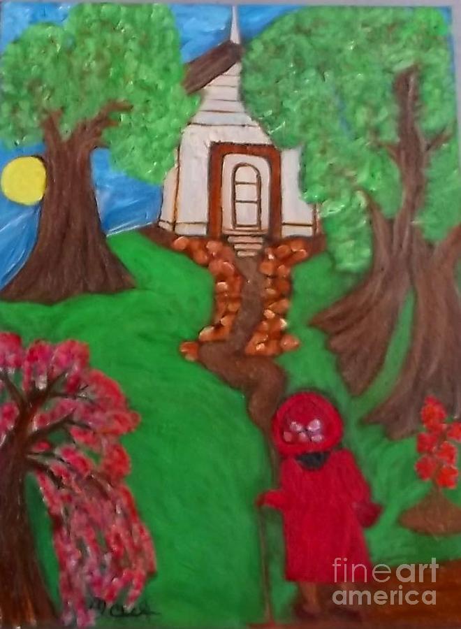 Climbing Painting