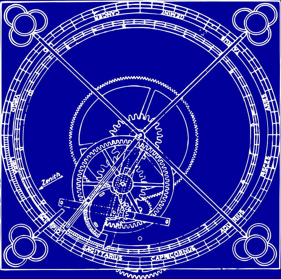 Clock Blueprints