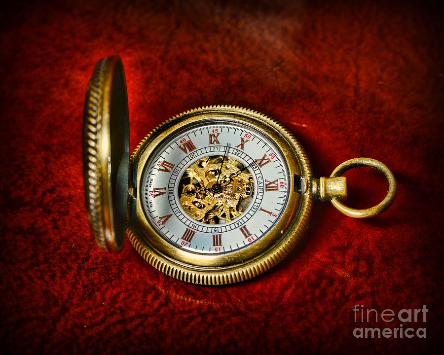 Clock - The Pocket Watch Photograph