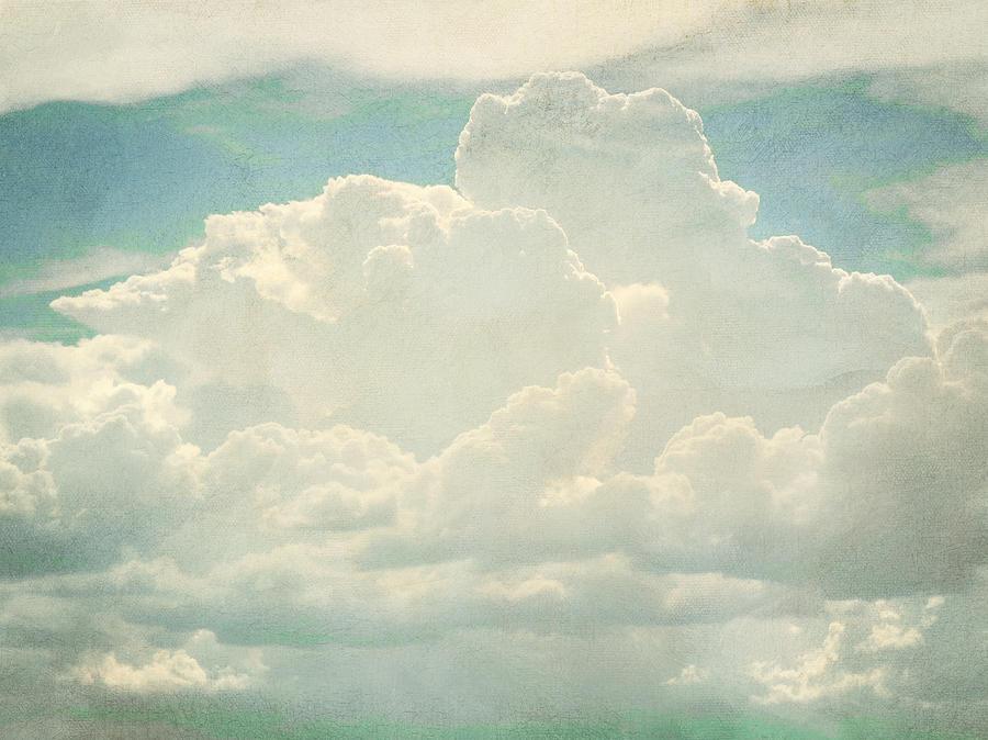 Brett Digital Art - Cloud Series 2 Of 6 by Brett Pfister