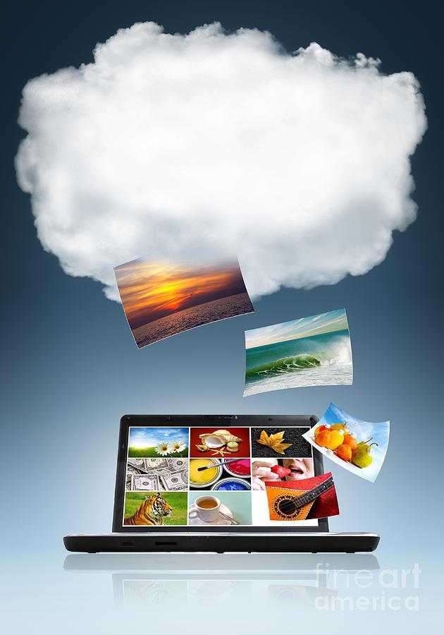 Cloud Technology Photograph