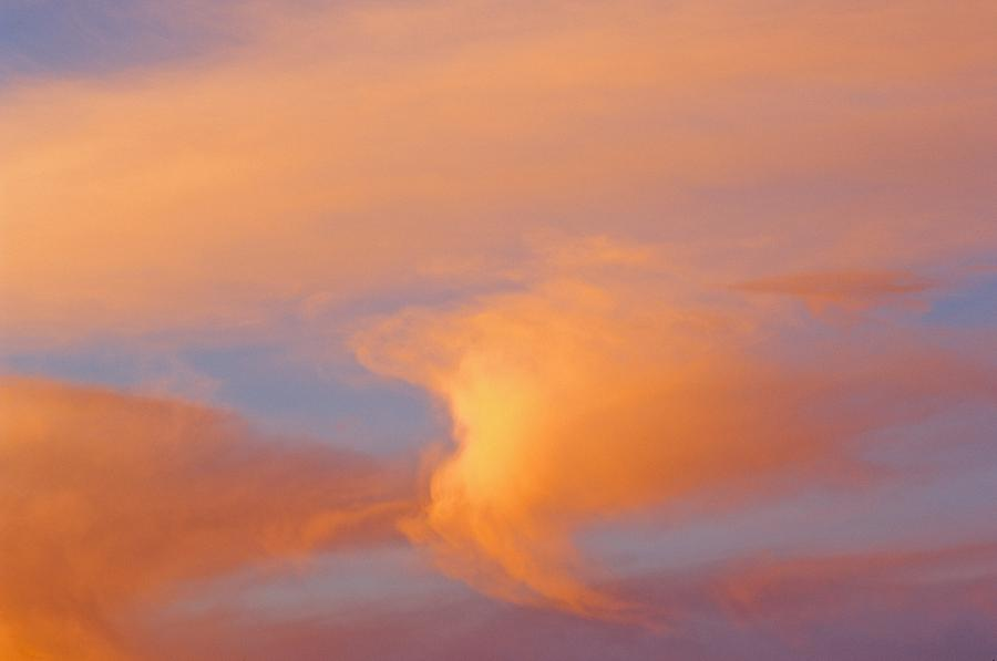 Clouds At Sunrise Photograph