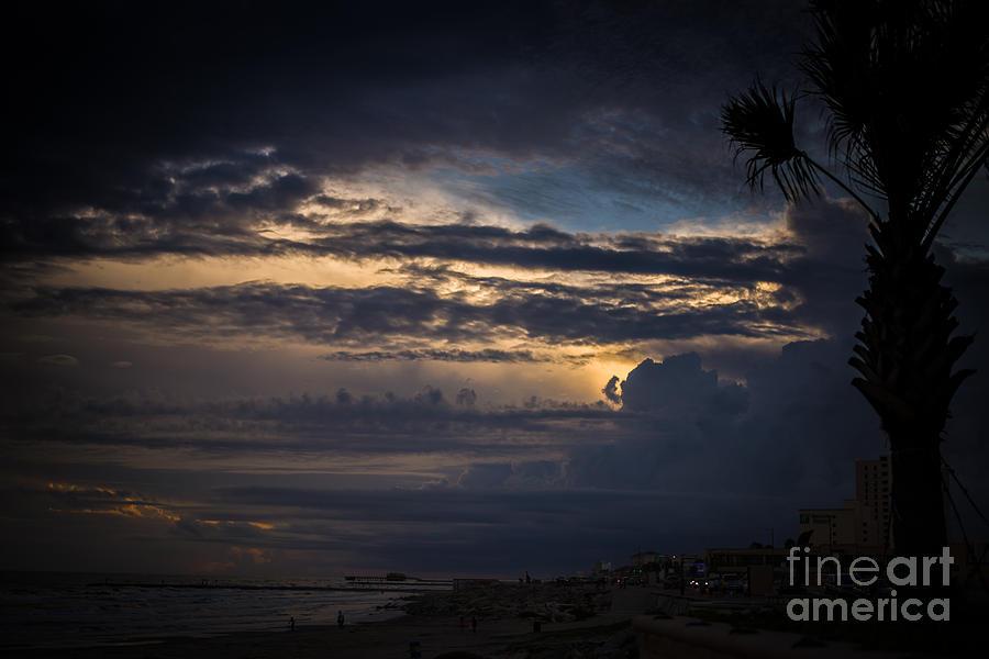 Cloudy Photograph