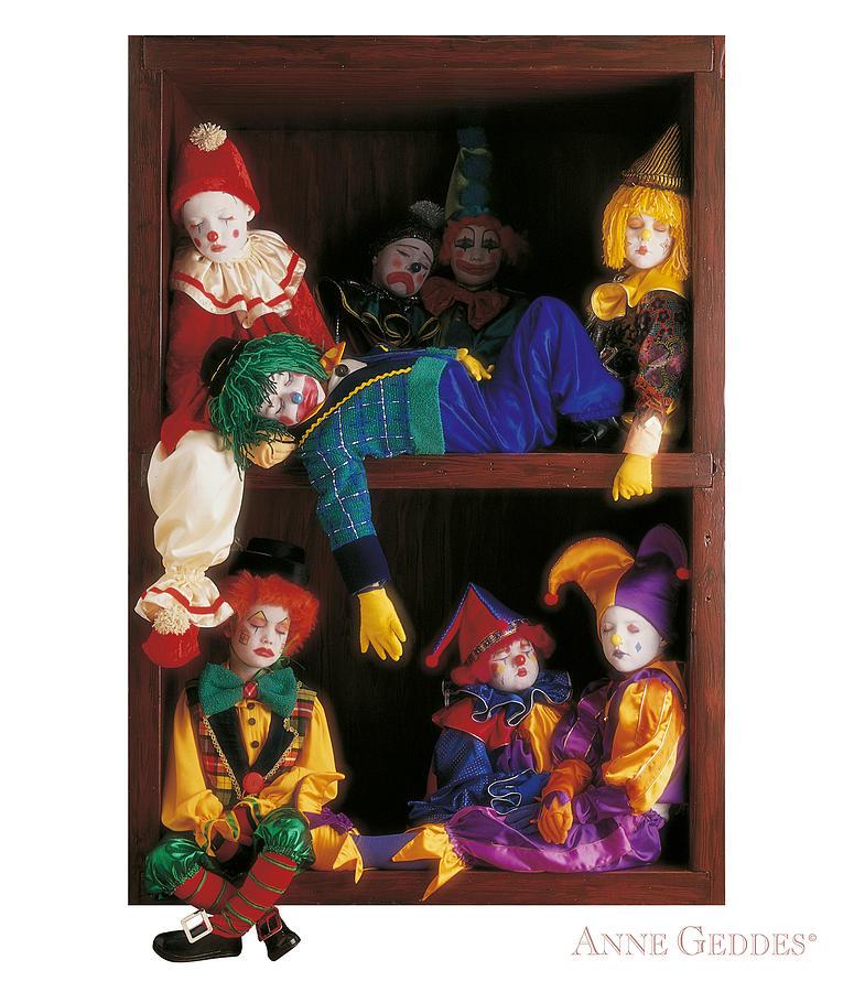 Clowns Photograph