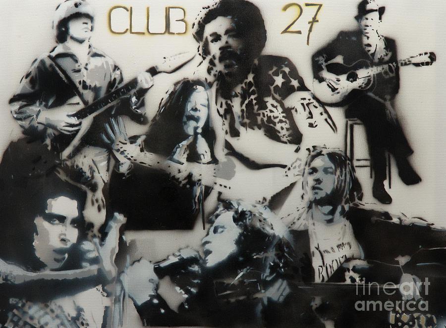 Club 27 Painting