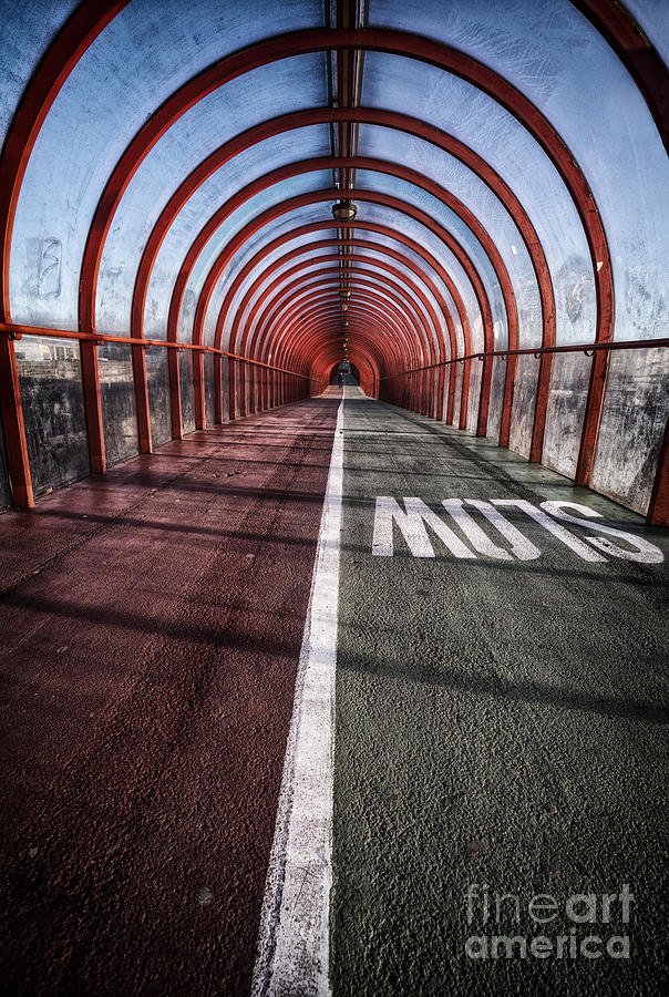 Clydeside Walkway Photograph  - Clydeside Walkway Fine Art Print