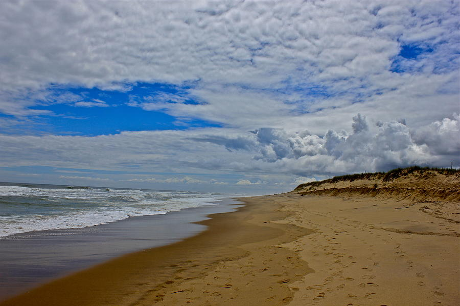 Coast Guard Beach Photograph