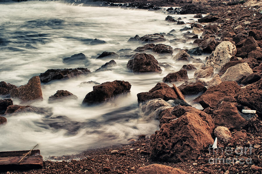 Coast Photograph  - Coast Fine Art Print