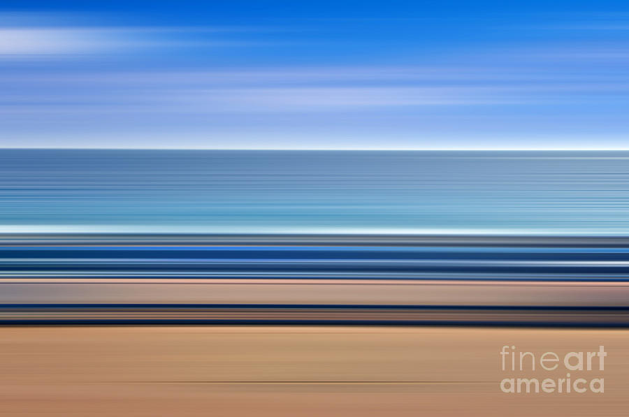 Coastal Horizon 1 Photograph